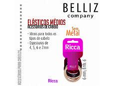 ELASTICO RICCA MEDIO 6mm 6UND