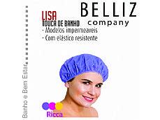 TOUCA RICCA DE BANHO LISA