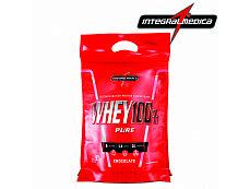 SUPER WHEY 100 CHOCOLATE REFIL - 907G