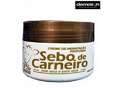 CREME HIDRATAÇÃO SEBO CARNEIRO UREIA 3 300GR