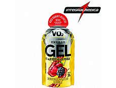 VO2 ENERGY GEL RED BERRY PUNCH CAIXA COM 10 UND DE 30G