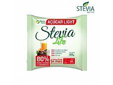 ACUCAR LIGHT STEVIA LIFE 500G
