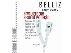 NAVALHETE COM HASTE DE PROTECAO VERTIX