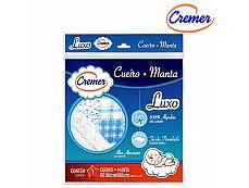 CUEIRO LUXO MENINO CX C/12 CREMER 1 UNID