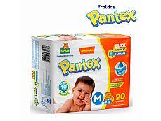 FRALDA INFANTIL PANTEX JUMBINHO 20UN - M