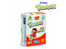 FRALDA INFANTIL PANTEX MEGA 44UN - M