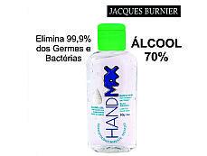 ALCOOL GEL ANTISSEPTICO HANDMAX 50GR