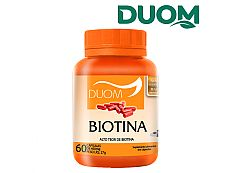 BIOTINA (1 AO DIA) 60 CAPS
